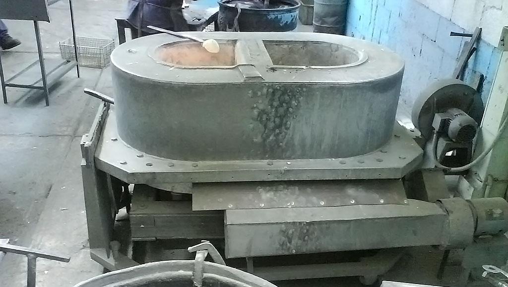 fundicion ferrosa