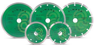 Discos de Corte Linea Verde